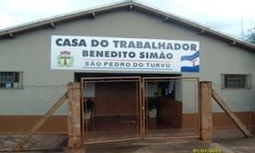 """Casa do Trabalhador  """"Benedito Simão"""""""