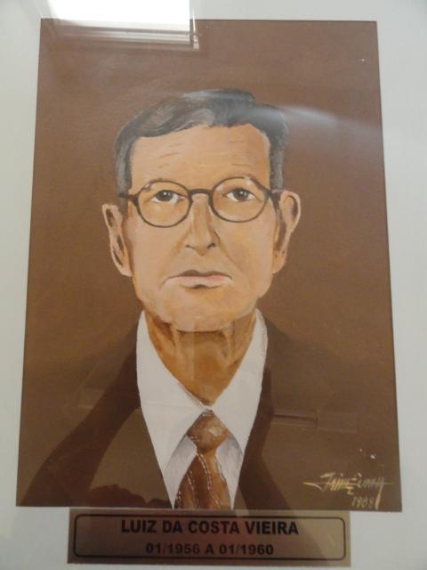 Luiz da Costa Vieira - Jan/1956 a Jan/1960