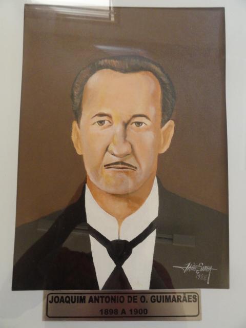 Joaquim Antônio de O. Guimarães - 1898 a 1900