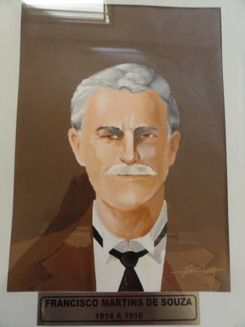 Francisco Martins de Souza - 1914-1916