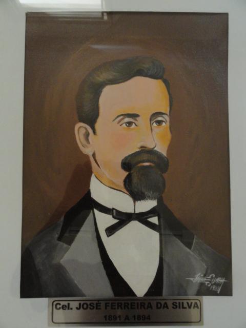 Cel. José Ferreira da Silva - 1891 a 1894