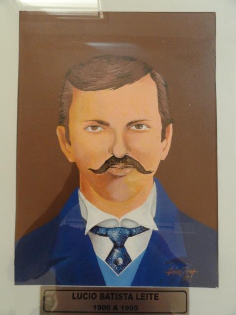 Lúcio Batista Leite - 1900 a 1905