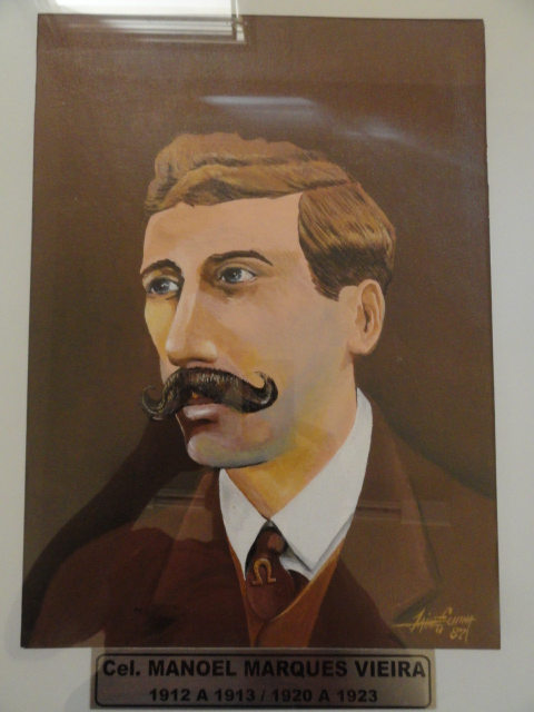Cel. Manoel Marques Vieira - 1912-1913 / 1920-1923