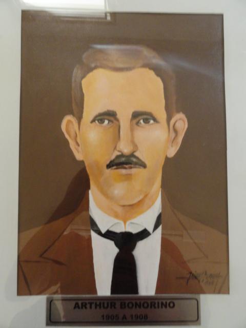 Arthur Bonorino - 1905-1908