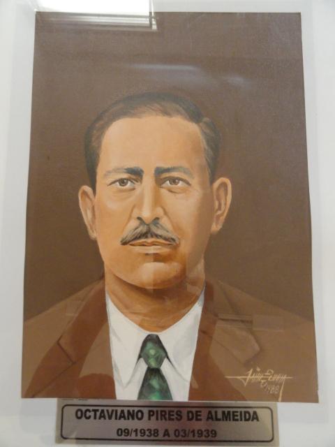 Otaviano Pires de Almeida - /1938 - Mar/1939