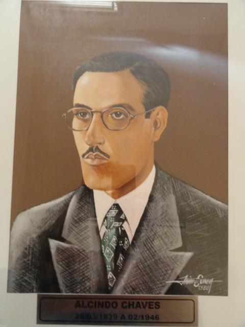 Alcindo Chaves - Mar/1939 - Fev/1946