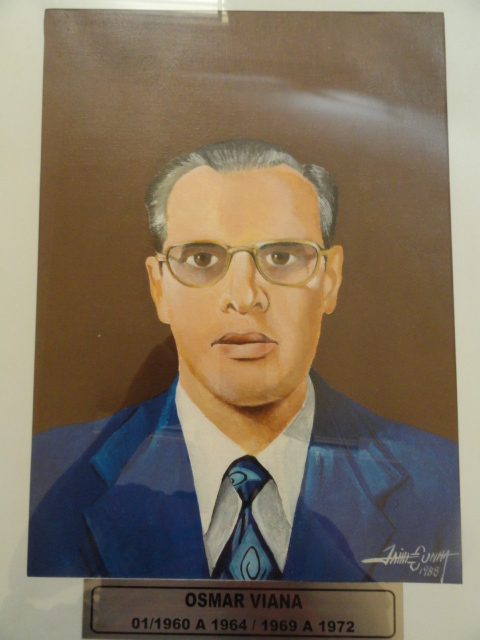 Osmar Viana - 1960 a 19664 - 1969 a 1973