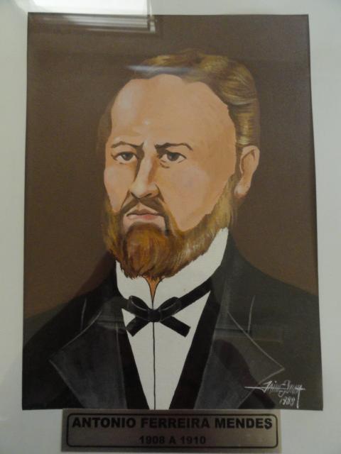 Antônio Ferreira Mendes - 1908-1910