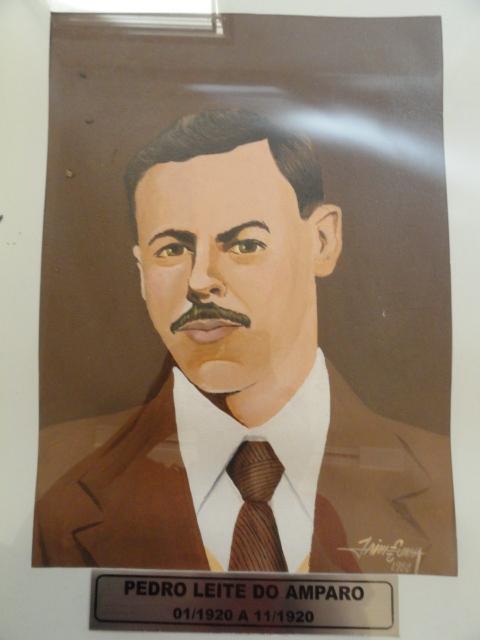 Pedro Leite do Amparo - Jan/1920 a Nov/1920