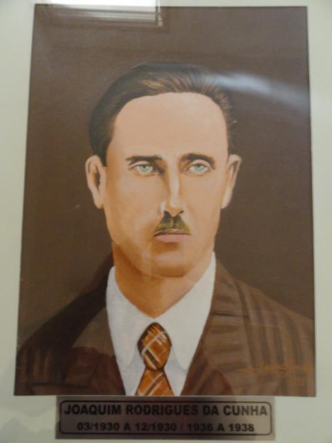 Joaquim Rodrigues da Cunha - Mar/1930 - Dez/1930 / 1936-1938