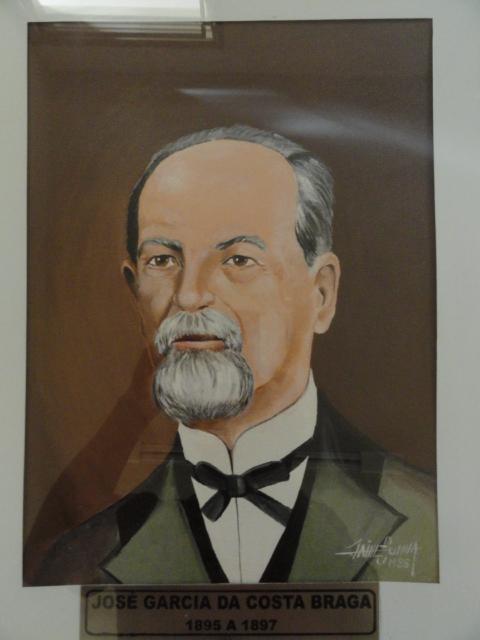 José Garcia da Costa Braga - 1895 a 1897