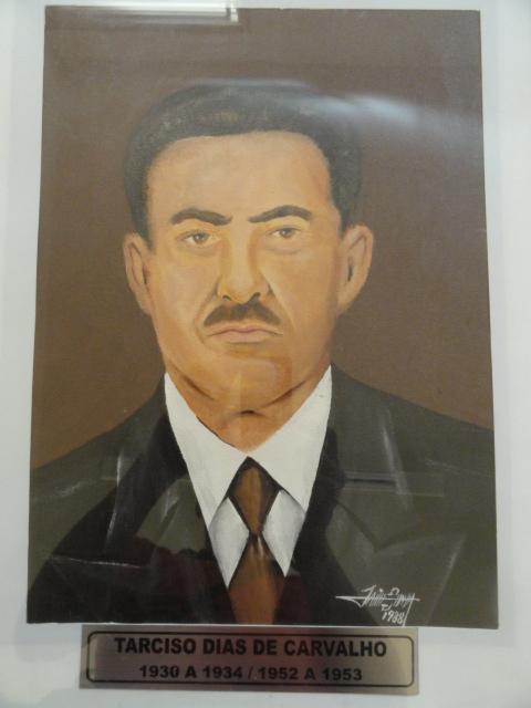 Tarciso Dias de Carvalho - 1930-1934 / 1952-1953