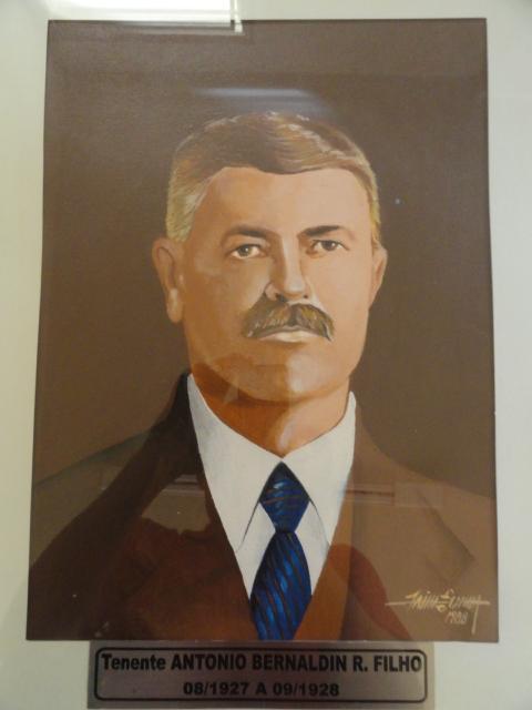 Ten. Antônio Bernaldin R. Filho - Ago/1927 - /1928