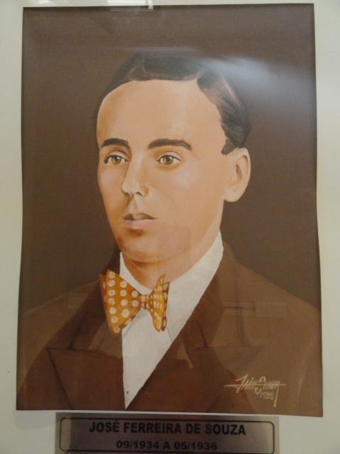 José Ferreira de Souza - /1934 - Mai/1936